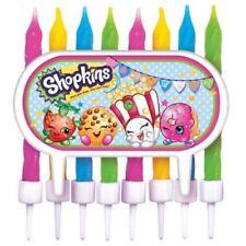 Velas color principal multicolor para tartas de fiesta