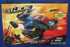 "GI Joe HISS Tank Vehicle 2011 Retaliation Movie MISP Hasbro 4"" Cobra Commander"