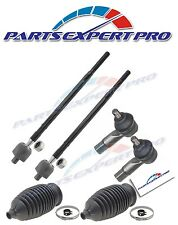 1995-2002 SUZUKI ESTEEM TIE ROD END SET INNER OUTER AND STEERING BOOT SET BALENO