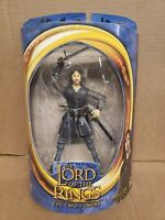 Lord of the Rings Two Towers Aragorn Action Figure Toy Biz 2003