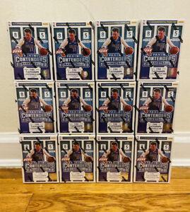 2020-21 PANINI NBA CONTENDERS BASKETBALL BLASTER BOX LAMELO EDWARDS RC PRIZM