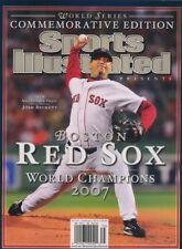 Sports Illustrated Magazine Commemorative 2007 Champions BOSTON RED SOX