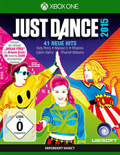 Just Dance 2015 für XBOX ONE | NEUWARE | DEUTSCH!