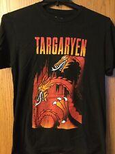 """Targaryen  - """"Game Of Thrones"""".  Black Shirt.  M."""