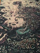 Widespread Panic - Miles Tsang DUSK poster print St. Louis MO Peabody Opera