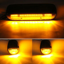 30LED Cab Marker Roof Clearance Lights Assembly for 02-2007 Chevy Silverado GMC
