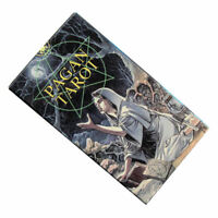 Pagan Tarot by Gina M Pace 78 Cards Deck & Instructions - Standard - Pocket
