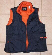 Abercrombie & Fitch Womens Medium Reversible Vest