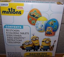 Easter Egg Decorating Kit Despicable Me Minions