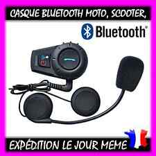 Micro-casque Bluetooth® BHT-pour casque moto