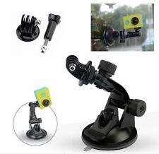 Ventouse Automobile + Adaptateur pour CAM-SPORT GoPro HD Hero 3+ 3 2 1