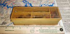 Vintage Fishing Flies (30 Flies) In Magnum-Mate 3209 Box