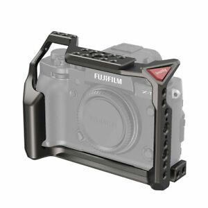 SmallRig Cage for FUJIFILM X-T3 Camera w/Cold Shoe & NATO Rail CCF2800