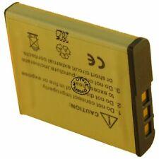 Batterie Appareil Photo pour SONY NP-BG1 - capacité: 950 mAh