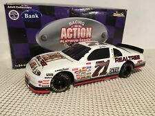Dave Marcis 1997 Team Realtree #71 Chevy Monte Carlo Action Platinum 1/24 Bank