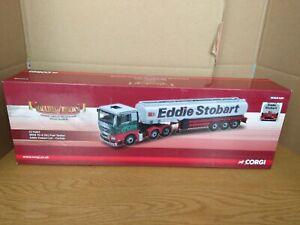 CORGI  CC15207 EDDIE STOBART TRUCK