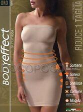 Tubino Modellante e Contenitivo Donna riduce 1 Taglia INTIMIDEA Art.810130