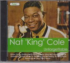 NAT KING COLE - UNFORGETTABLE - CD