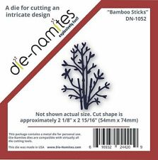 Die-Namites Dies - Bamboo Sticks - DN-1052 - SALE PRICE