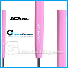 Iomic Midsize Paddle Putter Grip - All Colours - Free Post + Tape