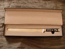 Lachsmesser 10 - Klingenlänge 25,5 cm - Kunstharzgriff