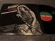 """The Rose"" Bette Midler & Alan Bates LIVE LP N.Y CITY"