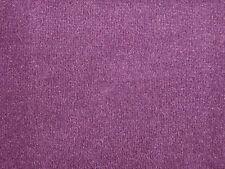 VORWERK Teppichboden Bingo 1J92 Auslegware Rotlila violett brombeer Velours 5m