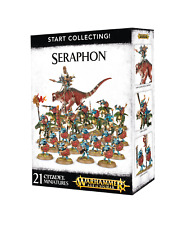 Warhammer Age of Sigmar - Start Collecting Seraphon