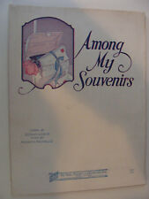 Among My Souvenirs by Edgar Leslie  Horatio Nicholls 1927