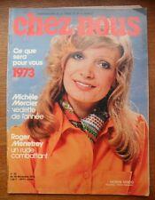 CHEZ NOUS 1972 M.MERCIER,JEANMAIRE/PETIT, H.AUFRAY,R. MENETREY, C.FRANÇOIS,....