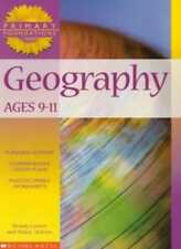 Geography 9-11 Years: 9 to 11 Years (Primary Foundations),Wendy Garner, Elaine