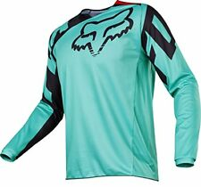 Vêtements de cross verts Fox