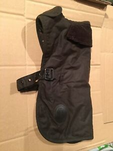 Barbour Size Small Dog Wax Coat Jacket