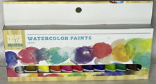 New listing Hand Made Modern- Watercolor Paint Set- 12ct Watercolor Tips. Nontoxic
