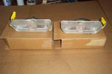 NOS 1972-76 DODGE PICKUP TRUCK PARKING LAMP ASSEMBLY PAIR RAMCHARGER RAM