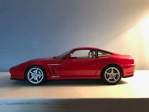 UT Models 1/18 Scale Ferrari 550 Maranello 1996 - No Box