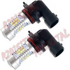 KIT LAMPADE LED H11 H8 H9 FARI FENDINEBBIA 2Pz 6000K BIANCO 21 SMD TARGA AUTO