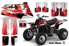 AMR Racing Yamaha Banshee 350 Decal Graphic Kit ATV Quad Wrap  87-05 CARBON X R