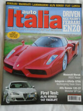 Auto Italia 101 Ferrari Enzo, Alfa Romeo 12C-37