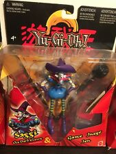 "Mattel Yu-Gi-Oh 6"" Saggi The Dark Clown Action Figure Yugioh In Box"