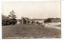 RPPC Log Cabin,Lake Orion, Mich. harvesting ice ramp railroad Flower photo #