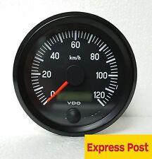 VDO COCKPIT INTERNATIONAL SPEEDO 12/24v 120kph 85mm TRUCK  AUTOMOTIVE  437035016