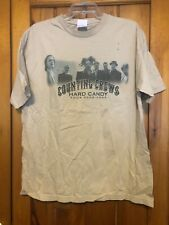 Vintage Counting Crows Concert Tshirt 2002-2003 tour - Xl