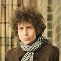 Bob Dylan ‎– Blonde On Blonde 180 Gram Gatefold 2 x  Vinyl LP New Sealed