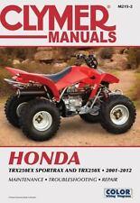 2001-2012 Honda TRX250EX Sportrax TRX250 Clymer Repair Service Shop Manual M2152