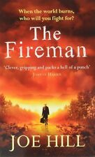 Fireman Export by Joe Hill 9781473209541 (paperback 2017)