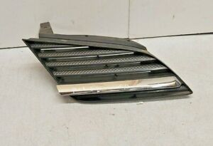 NISSAN PRIMERA P12 2002-2006 DRIVER SIDE FRONT TOP GRILL RIGHT HAND SIDE GRILL
