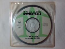 MICHAEL LEARNS TO ROCK The actor cd singolo PR0M0 RARISSIMO USA