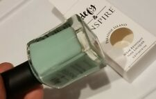 NEW! DEFY & INSPIRE nail polish lacquer in PARADISE ISLAND ~ Pale aqua blue