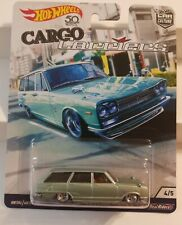 Hot Wheels 2018 Car Culture Cargo Carriers Nissan C10 Skyline Wagon 4/5